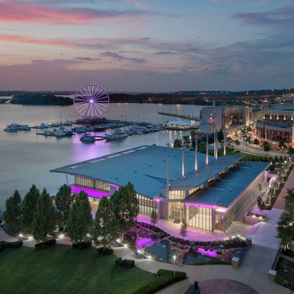 Gaylord National Resort and Convention Center, a Marriott property, in National Harbor, MD.